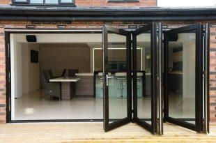 bi folding doors ... spectus bi-folding doors ... VLFADFH