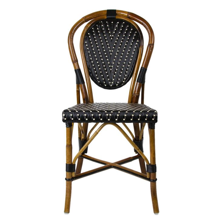 bistro chairs black u0026 cream mediterranean bistro chair $235 JAORIZP
