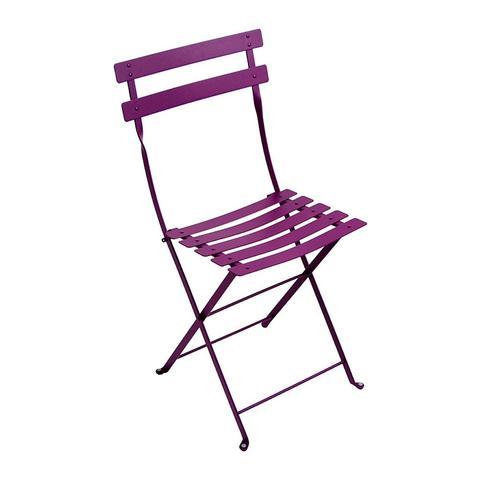 bistro chairs fermob bistro metal chair, set of 2 YYWWXEB