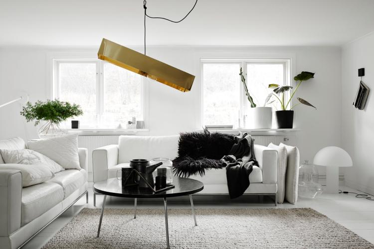 black and white living room 30 best black and white decor ideas - black and white design DWDFTND