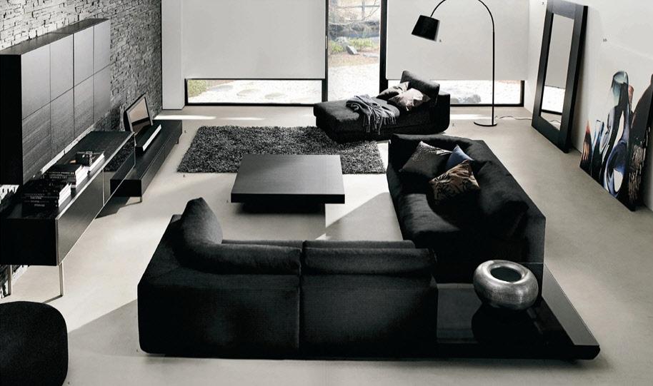 black and white living room black white living room OHLSQLP
