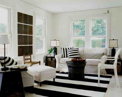 black and white living room black white living room XRNVLMQ