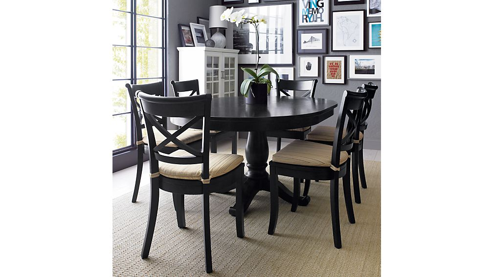 black dining table ... avalon 45 DSRYIZH