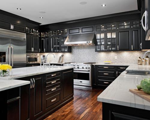 black kitchen cabinets saveemail. laurysen kitchens ltd. BUNYFCE