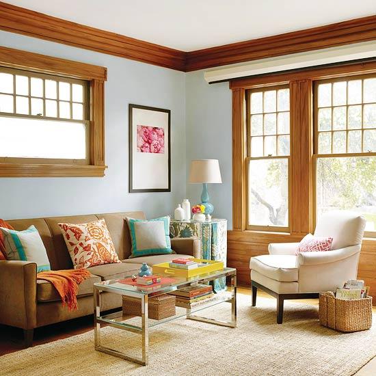 blue living room a very pale blue ... ZMCKKBW