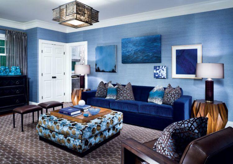 blue living room blue-beach-living-room-decorating-ideas VQWTGJQ