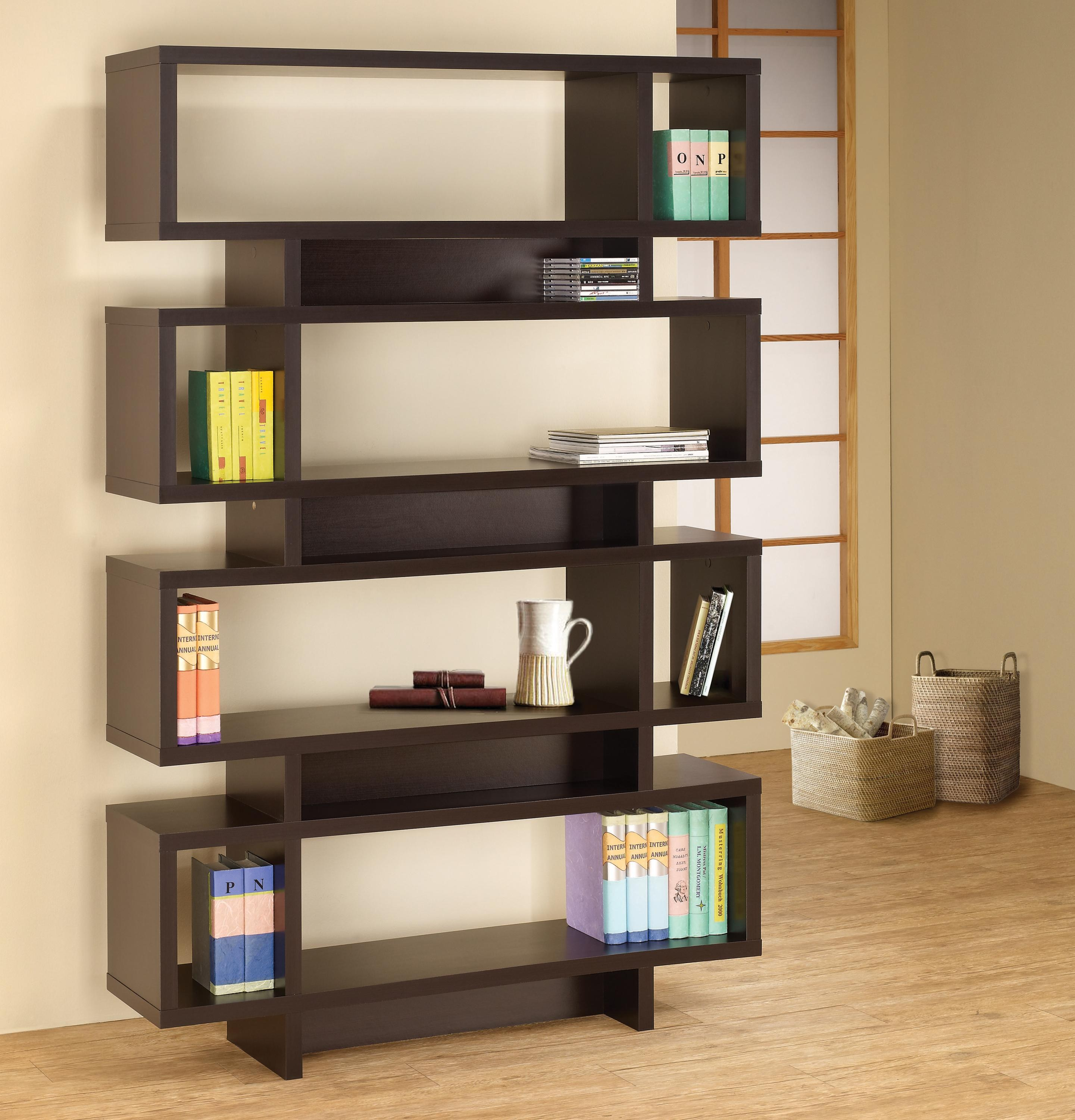 Organize your books with book cases