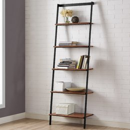 book cases leaning bookcases DSNTSKU