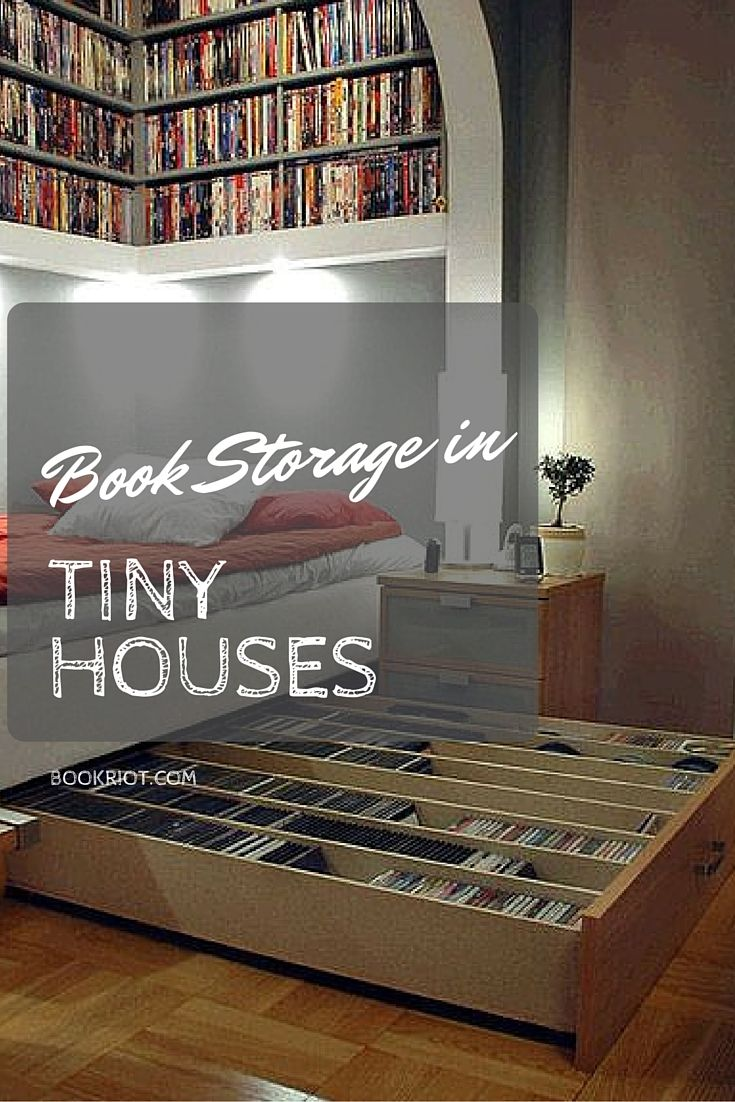 book storage in tiny houses AFOZFXY