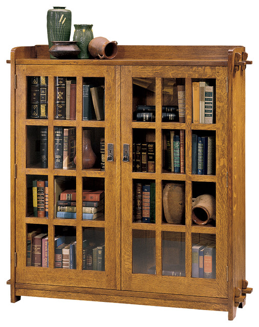 bookcases with glass doors bookshelf with doors tall black stained wooden bookcase with for wood  bookcases VKGPMUQ