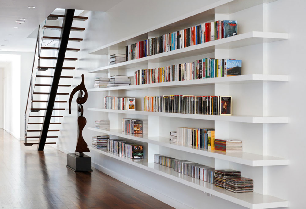 bookshelf ideas great-bookshelf-decorating-ideas-for-tidy-homes13 unique bookshelves designs RPVMLAM