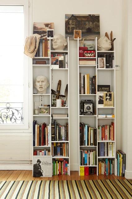 bookshelf ideas ladder bookcase SUMHKKO