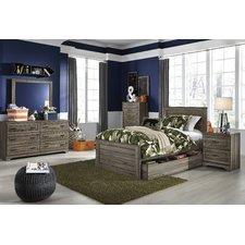 boys bedroom sets aleah storage trundle panel customizable bedroom set QRHWVJT