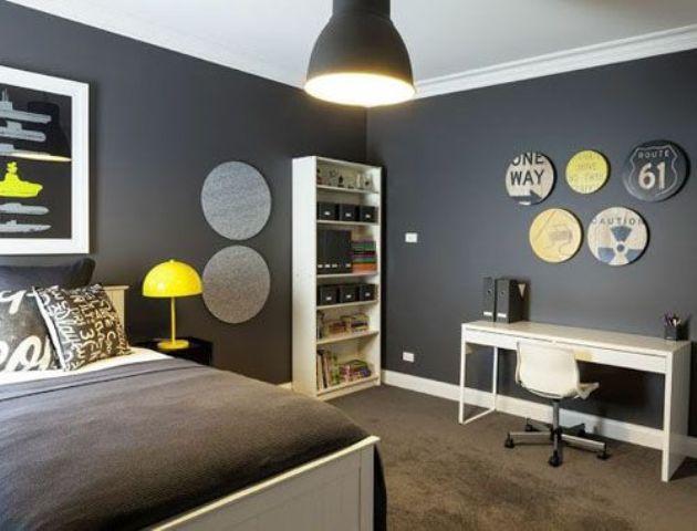 boys room decor modern and stylish teen boy rooms QGOPLZC