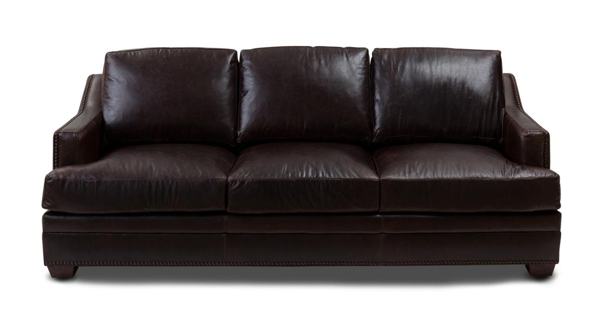 brown leather sofa ... 2721590037_00091-000674-leather-sofa-antique-brown128s.jpg ... CNXEZOD