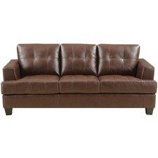 brown leather sofa wellhead leather sofa INUOPID