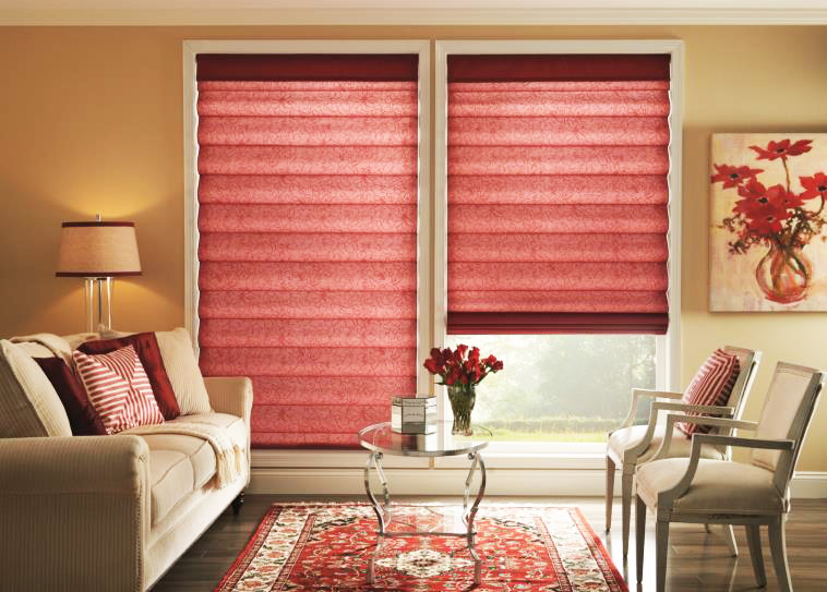 budget blinds colorful roman shades SVCJGCU