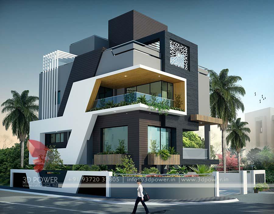 bungalow designs 3d designing architectural bungalow WDOKTCC