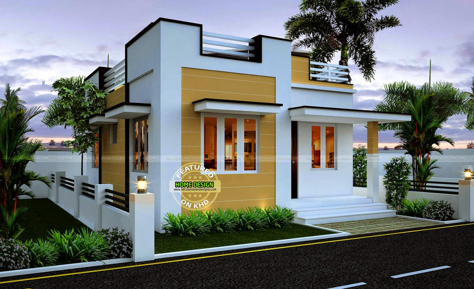 Bungalow  designs- the perfect one