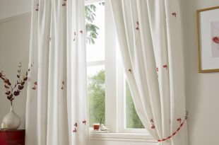 butterfly ready made lined voile curtains HLDZVJU