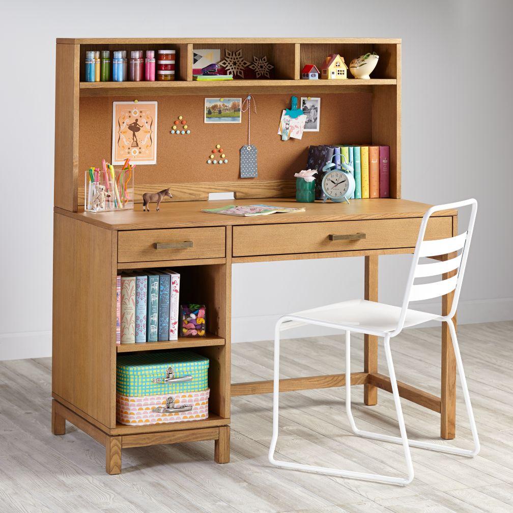 cargo kids desk (natural) | the land of nod PMSEZIC
