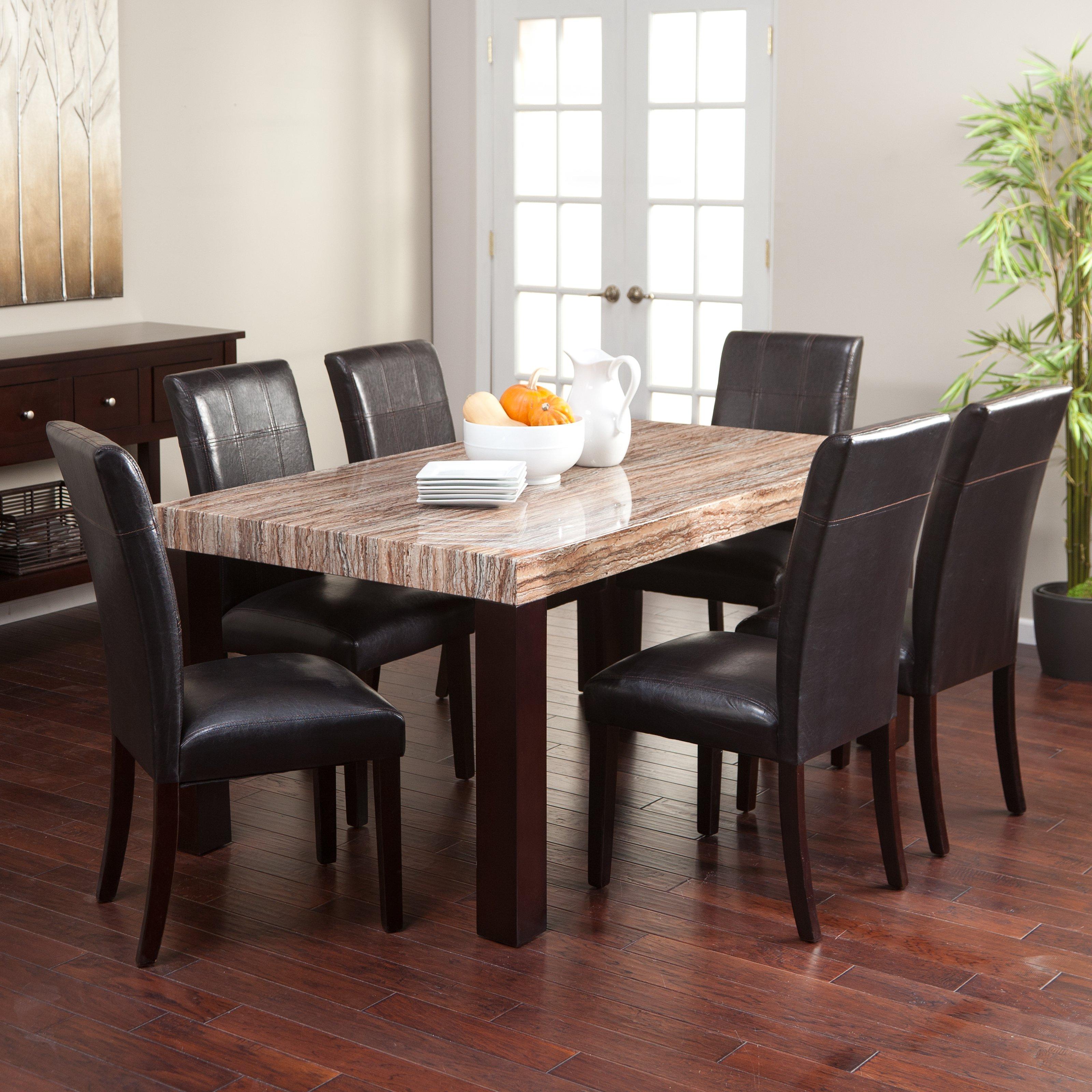 Types Of Dining Table Sets Elisdecor Com