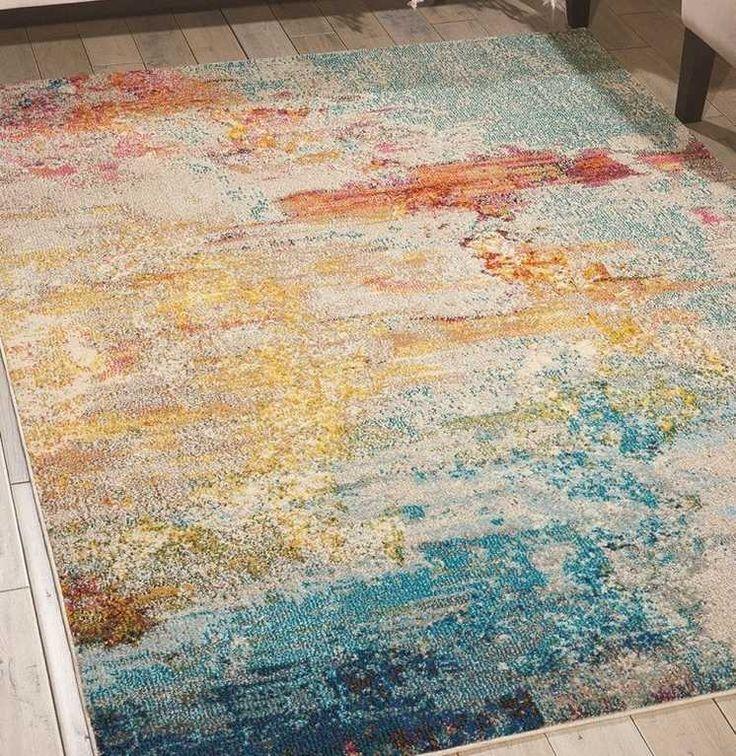 celestial ces02 sealife rugs | modern rugs WGCSCDU