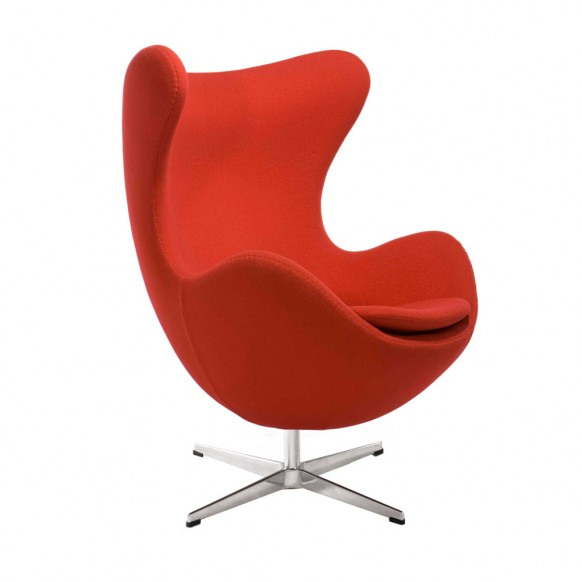 chair design egg chair usage: itu0027s steel frame, high curved back and rounded bottom FUYNITK