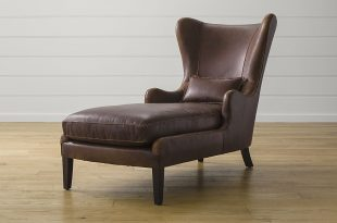 chaise lounge sofa pin it garbo leather chaise lounge SOMJNWB