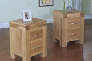 chic solid oak furniture oxford solid oak furniture bedside table JURRTKG
