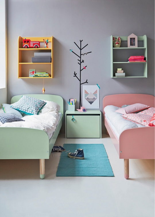 children bedroom ideas 27 stylish ways to decorate your childrenu0027s bedroom - the luxpad NKHUBGC