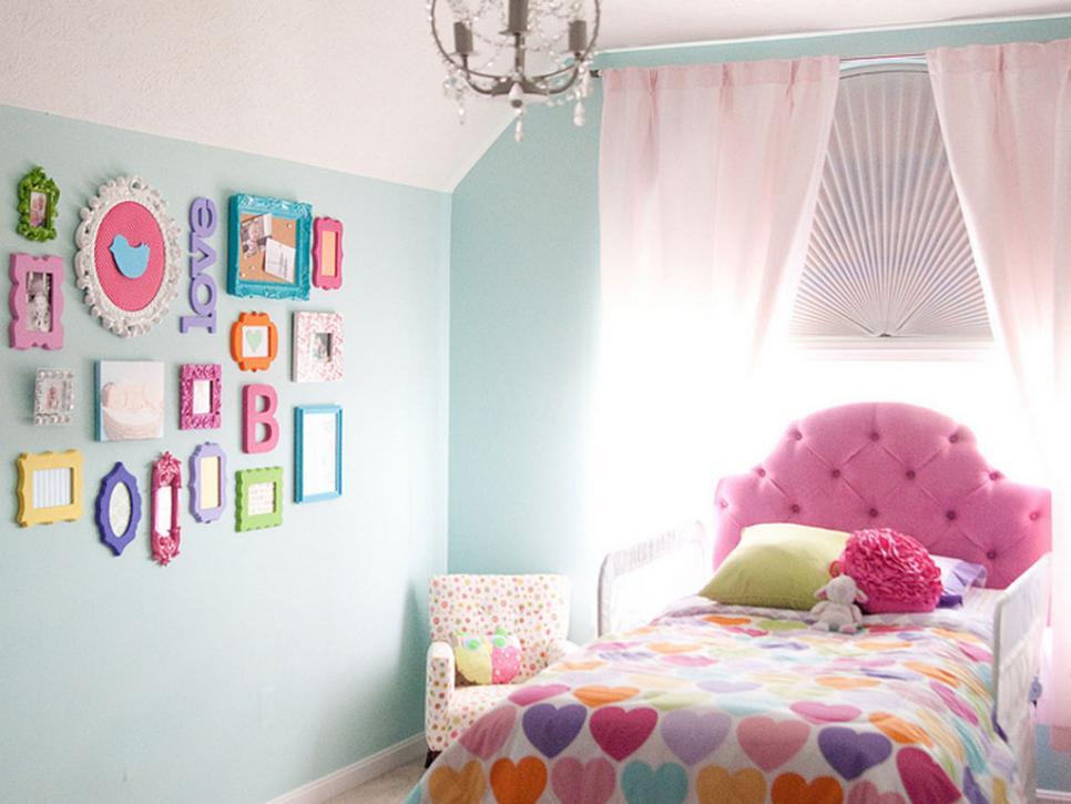 children bedroom ideas affordable kidsu0027 room decorating ideas | hgtv IUJIGZM