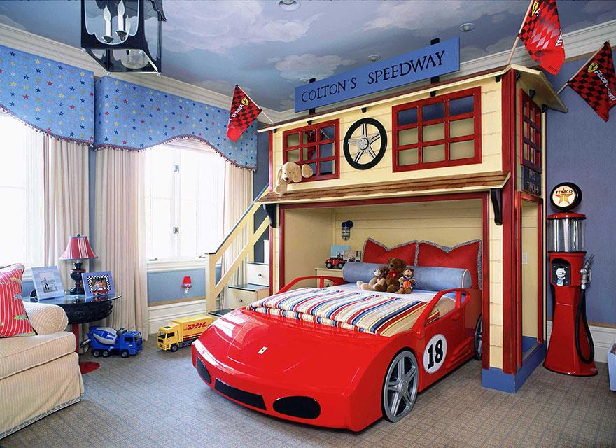 children bedroom ideas creative-children-room-ideas-11 EFFICBV