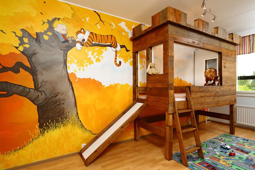 children bedroom ideas creative-children-room-ideas-14 SQBEAJW