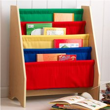 childrens bookcase low narrow childrenu0027s 71cm book display ASDZKYL