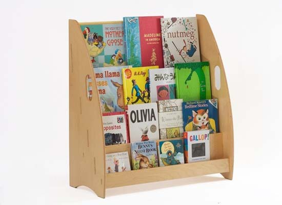childrens bookcase modern-childrens-bookcase-and-book-display-by-inaiinaiba | QFLYKXS