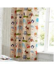 childrens curtains animal kingdom eyelet curtains 72s PHQEYOX