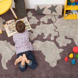 childrens rugs kids novelty rugs LOJUMZP