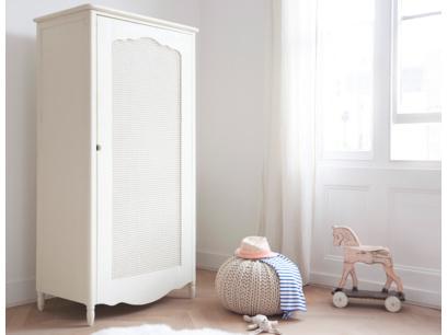 childrens wardrobe ... big madame childrenu0027s white wardrobe KYIMXBH