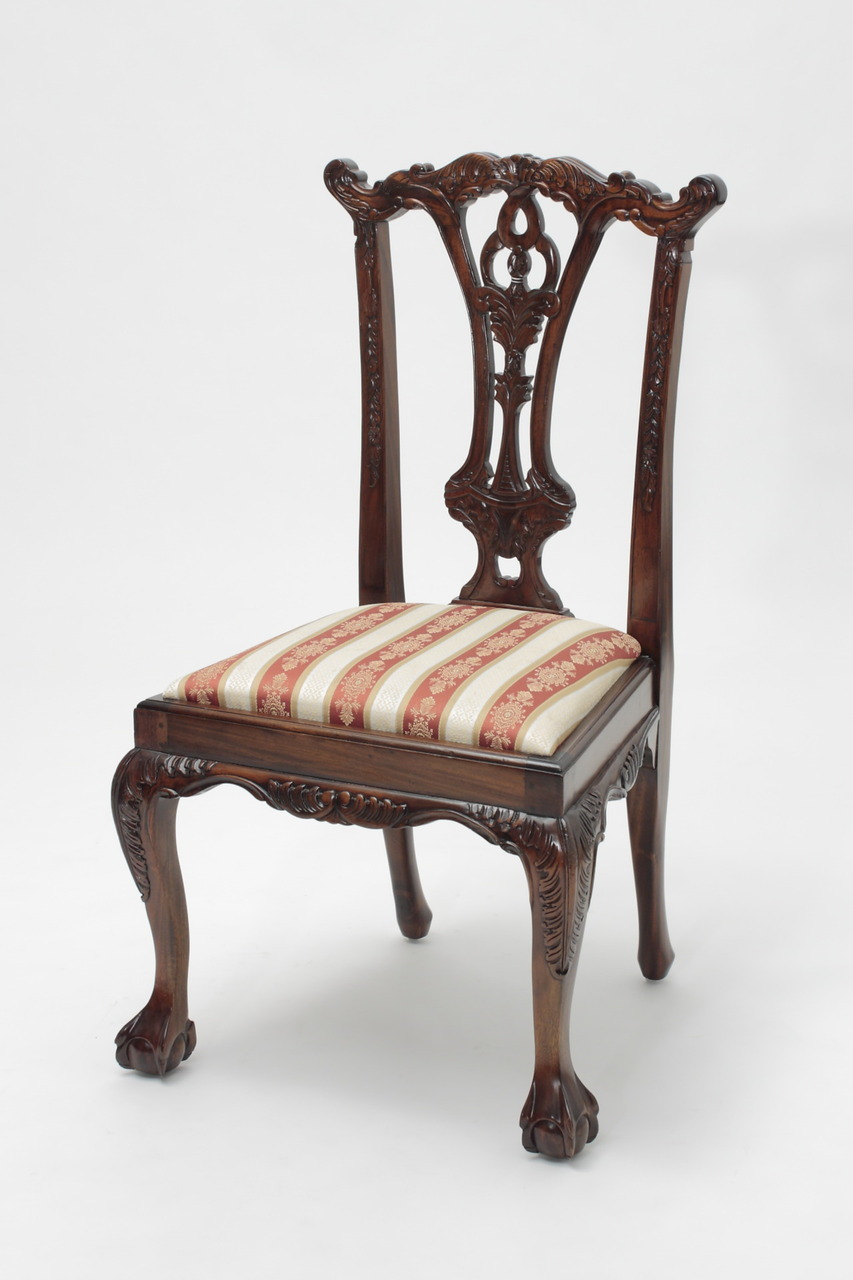 chippendale furniture chippendale mahogany ball and claw chairs BSPLBNY