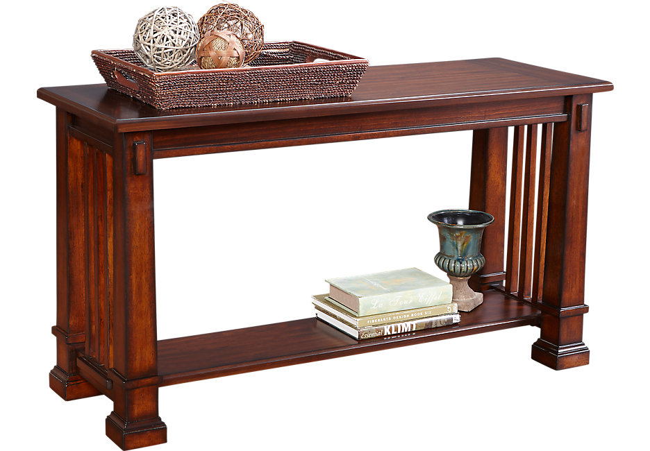 Facts about sofa table