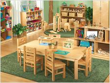classroom furniture classic birch JLSQWXK