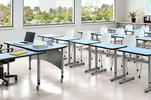 classroom furniture - school furniture - information commons -  collaborative learning - QBYDLUB