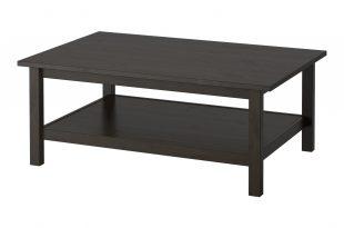 coffee tables hemnes coffee table - black-brown - ikea ZACSAPH