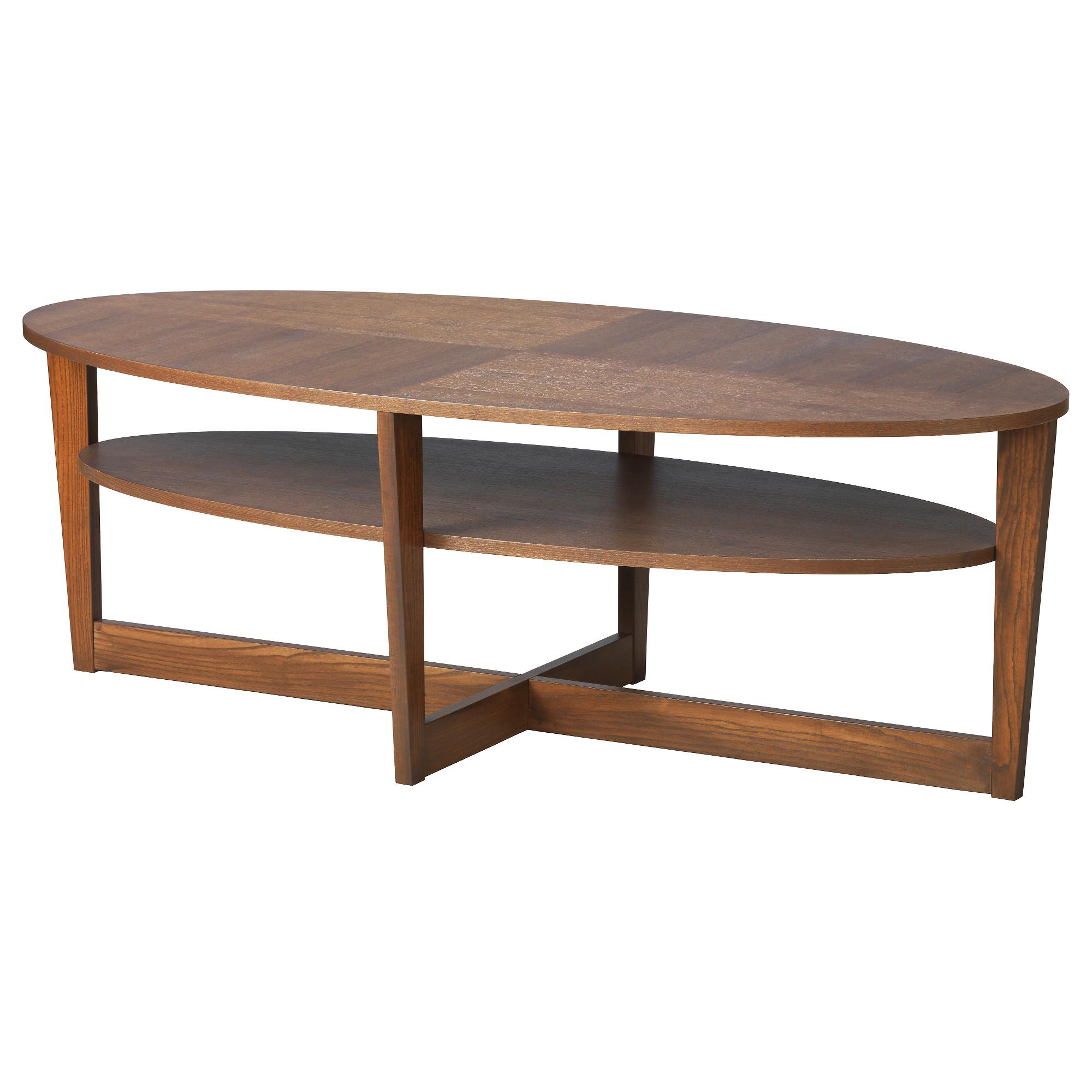 coffee tables vejmon coffee table, brown length: 55 1/8  ELHBJTC