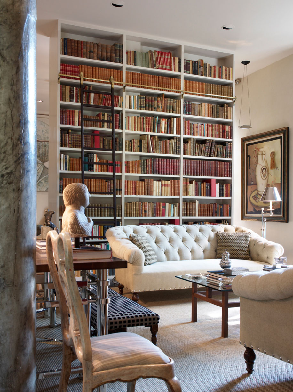 collect this idea 30 classic home library design ideas (3) HRQSMOE