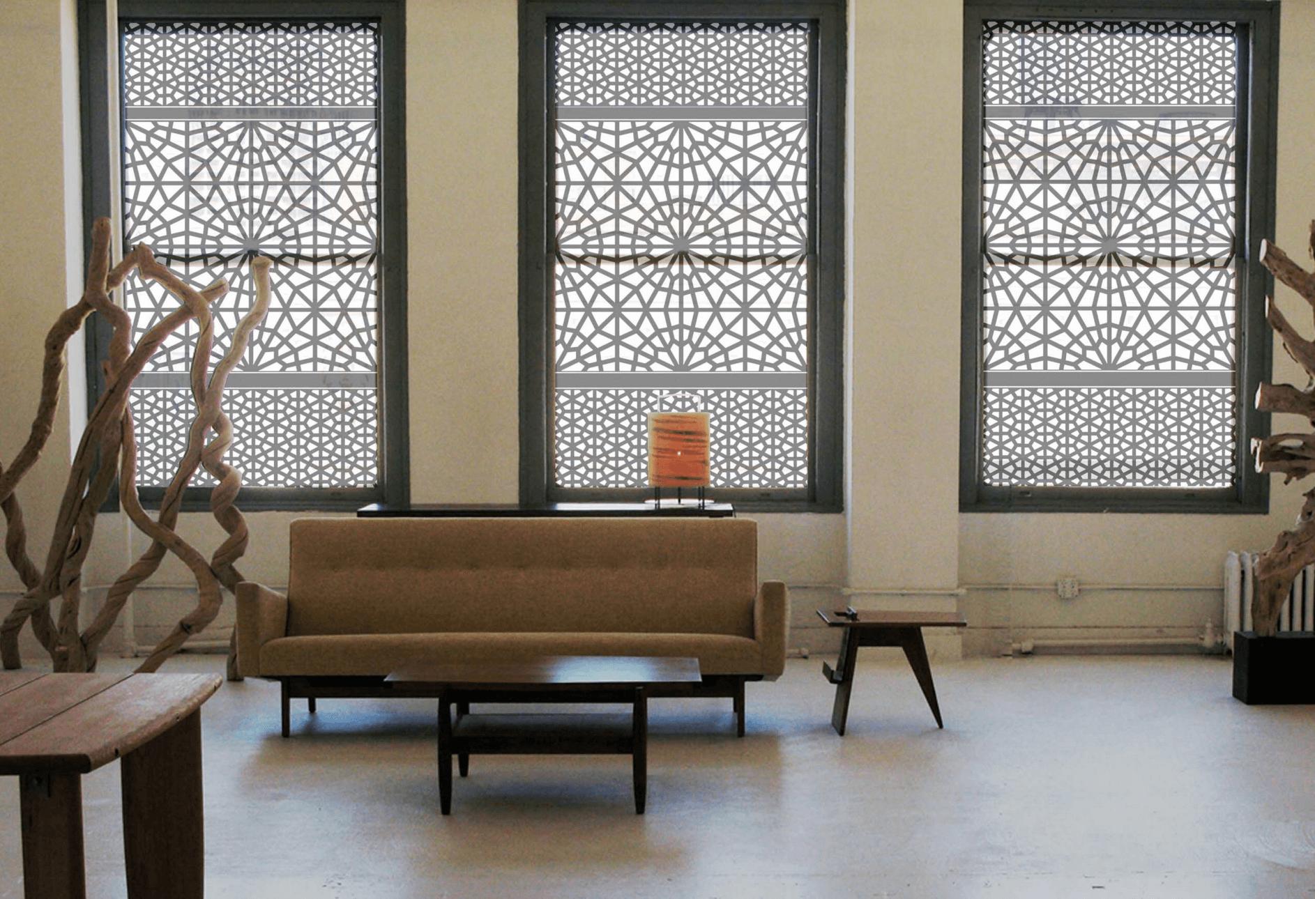 collect this idea modern window treatment ideas - freshome AVWXNUW