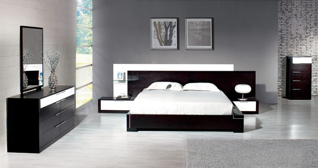 Boost the beauty of your living room with contemporary bedroom sets