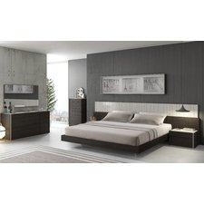 contemporary bedroom sets cullerton platform customizable bedroom set SPFJZVR