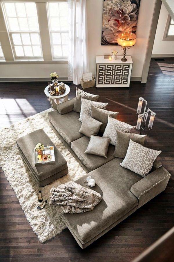 Contemporary décor – simple yet gorgeous